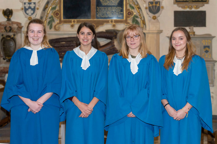 St Mary's Choristers