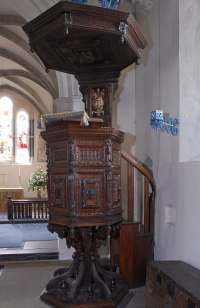 St Mary's Pulpit